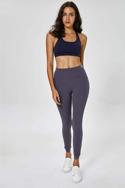 Mello Leggings Ash Purple